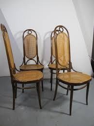 Esszimmerst Le Antik Antike Bugholz Nr 17 Esszimmerstühle Von Thonet 4er Set Bei