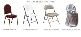 metal folding chair covers buy now top 30 chair covers for events or prestige linens