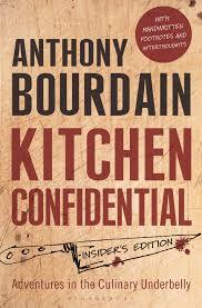 Anthony Bourdain On Kitchen Knives Kitchen Confidential Insider U0027s Edition Amazon Ca Anthony