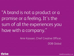 10 quotes we about branding
