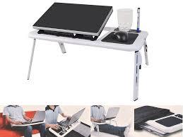 portable adjustable folding laptop table foldable laptop stand