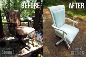 Painting Vinyl Chairs Catch As Catch Can 171 My Repurposed Life
