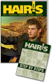 hairshow guide for hair styles hair and beauty educational books