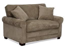 sofa with twin sleeper synergy home furnishings 1021 twin sleeper sofa with rolled arms