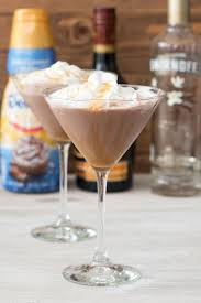 martini snowball salted caramel mocha martini crazy for crust