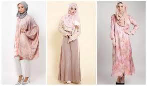fashion terbaru trend fashion busana muslim dengan warna pastel terbaru i wear