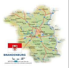 Kassel Germany Map by Brandenburg Map