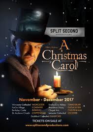 a christmas carol at chapel arts 9th 12th december 2017