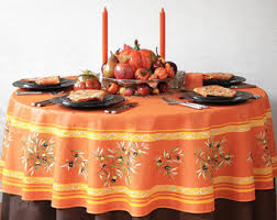 Patio Tablecloth Round Thanksgiving Tablecloths Round Bootsforcheaper Com
