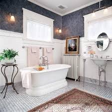 period bathroom ideas editors picks our favorite blue bathrooms plaster walls