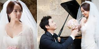 eugene looks stunning in a wedding dress for upcoming drama soompi