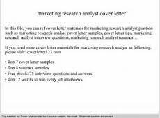 cover letter for market research analyst resume order custom essay