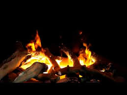 Realistic Electric Fireplace Logs by Real Mystic Fire 3d Electric Fire Youtube