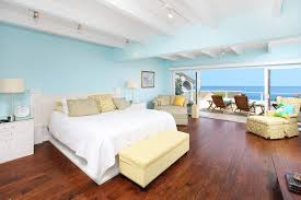 Light Blue Walls In Bedroom Light Blue Walls Bedroom Tropical With Wood Floors Shade