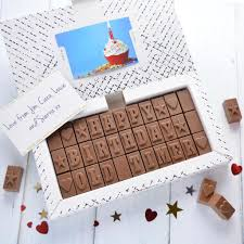 personalised chocolate cards for all special occasions morse toad