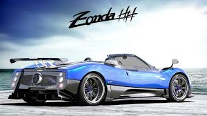 blue pagani pagani zonda hh owner revealed