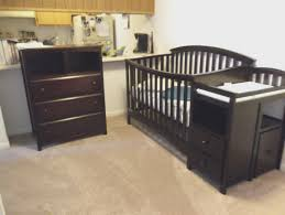 4 In 1 Baby Crib With Changing Table Baby Crib Changing Table Dresser Combo Recomy Tables Choose
