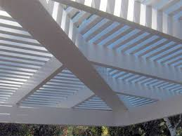 Vinyl Patio Roof Vinyl Picket Patio Cover Design Ideas Pictures Vinyl Concepts