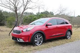 suv kia 2016 2017 kia niro hybrid first drive report