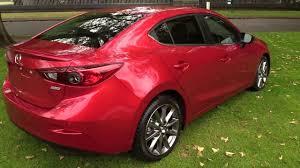 sedan mazda facelift mazda 3 sp25 sedan presentation soul red youtube
