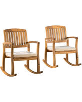 Rocking Chair With Cushions Don U0027t Miss These Deals On Rocking Chair Seat Cushions