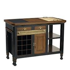 black kitchen island cart crosley black granite top rolling portable kitchen cart island in