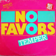 Disco Favors by Temper 5 No Favors Spécial Disco Mix Vinyl At Discogs