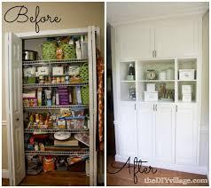 Kitchen Pantry Idea Custom Kitchen Pantry Reveal The Diy