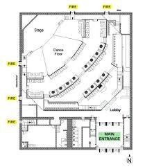 stage floor plan floor plans park west