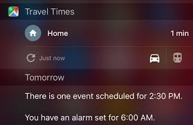 travel times images Google updates maps for ios with travel times widget philips jpg