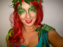 Poison Ivy Halloween Costume Diy Jade Madden Diy Poison Ivy Costume