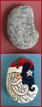 best 25 christmas rock ideas on pinterest painted pebbles