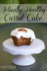 southern in law recipe healthy carrot cake