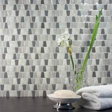 smart tiles metro grigio 11 56 in w x 8 38 in h peel and stick