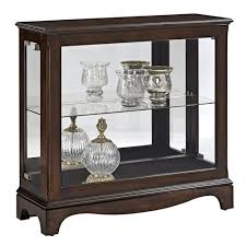 Pulaski Edwardian Nightstand Pulaski Furniture Curios Petite Display Console Lindy U0027s