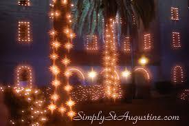 christmas lights train ride 2013 st augustine nights of lights christmas light train i