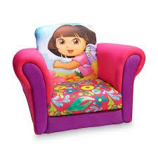 Infant Toddler Rocking Chair Nickelodeon Dora The Explorer Toddler U0027s Upholstered Rocking Chair