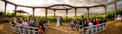wilson creek winery wedding wine country weddings simply