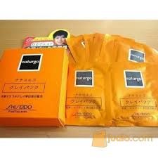 Masker Naturgo Di Jogja naturgo shiseido mask masker lumpur isi 10 sachet bandung jualo