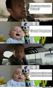 Man Baby Meme - the baby is at it again by ryanhero meme center