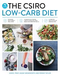csiro low carb diet book csiro