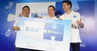 blibli fuji shop blibli com acquires tiket com expands into online travel digital