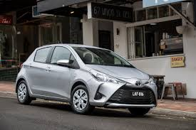 toyota yaris facelifted toyota yaris arrives in australia with more safety