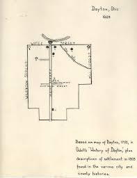 Map Of Dayton Ohio Dayton Ohio