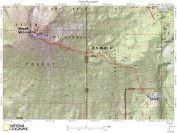 Mount Washington Trail Map by Maps And Gps Tracks U2013 Nw Adventures Maps U0026 Gps Tracks