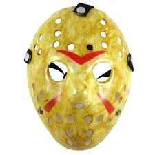 hockey mask halloween walmart jason voorhees is a fictional character from the friday the 13th