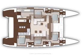 Luxury Yacht Floor Plans by Lagoon 630 Yacht Charter Croatia Catamaran Sailboat
