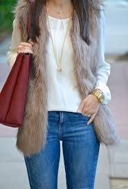 best 25 fur vest ideas on pinterest fur vests autumn