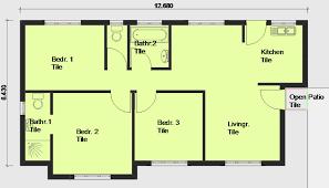 house blueprints free small house blueprints 2 simple house plan designs