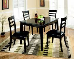 ashley furniture glass dining sets home design ideas